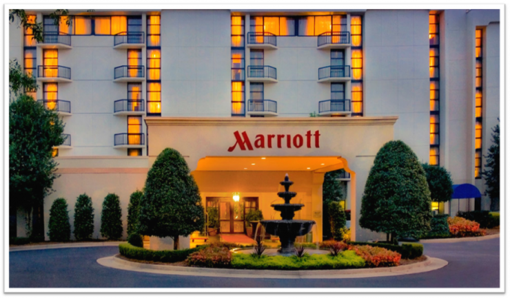 Marriott Charlotte SouthPark